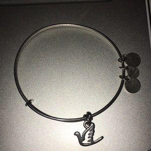 Alex and Ani dove bracelet
